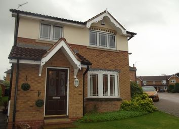 Thumbnail 3 bed detached house to rent in Swallow Wood Close, Treeton, Rotherham