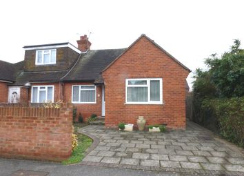Thumbnail 2 bedroom semi-detached bungalow for sale in Northfield Road, Maidenhead