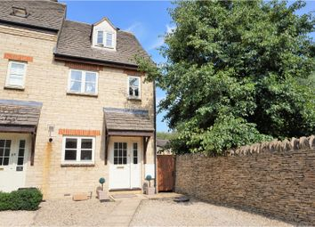 Thumbnail 3 bed end terrace house for sale in Waine Rush View, Witney
