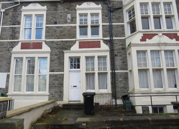 Thumbnail 2 bedroom flat to rent in Belvedere Road, Redland, Bristol