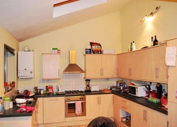 Thumbnail 7 bedroom terraced house to rent in Bute Avenue, Nottingham