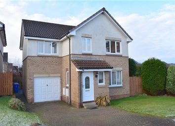 Thumbnail 4 bed detached house to rent in Moncur Court, Kilwinning