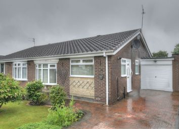 Thumbnail 2 bed bungalow for sale in Hartburn Drive, Chapel Park, Newcastle Upon Tyne