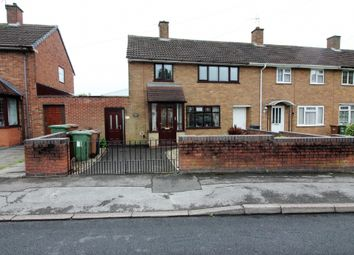 Thumbnail 3 bed town house for sale in Brereton Road, Willenhall