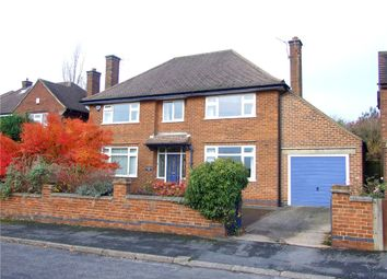Thumbnail 4 bed detached house for sale in Lockwood Road, Allestree, Derby