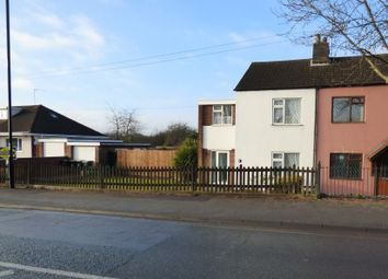 Thumbnail 3 bed cottage to rent in Tamworth Road, Keresley, Coventry