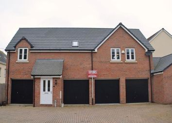 Thumbnail 2 bed flat to rent in Wycombe Road Kingsway, Quedgeley, Gloucester