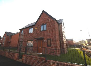 Thumbnail 3 bedroom detached house to rent in West Gorton, Manchester