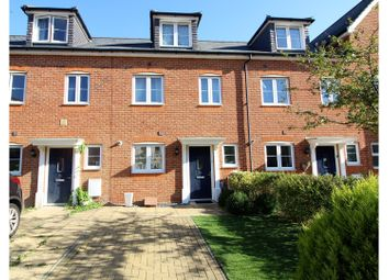 Thumbnail 3 bed terraced house for sale in Butlers Park Way, Strood