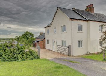 Thumbnail 3 bed semi-detached house for sale in Toll Bar Lane, Keyston, Huntingdon