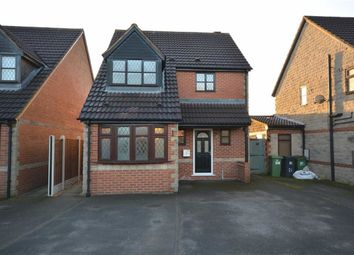 Thumbnail 3 bed detached house for sale in Hickleton Close, Ripley