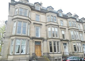 Thumbnail 3 bed flat to rent in Buckingham Terrace, West End, Edinburgh