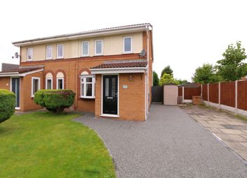 Thumbnail 3 bed semi-detached house to rent in Benedict Drive, Dukinfield