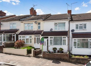 Thumbnail 2 bed terraced house for sale in Canterbury Road, Pembury, Tunbridge Wells