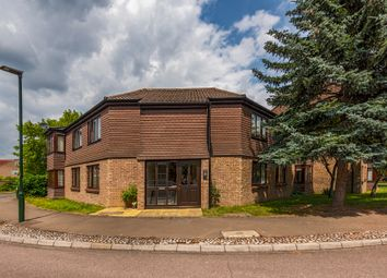 Thumbnail 2 bed flat for sale in Rumsey Close, Hampton