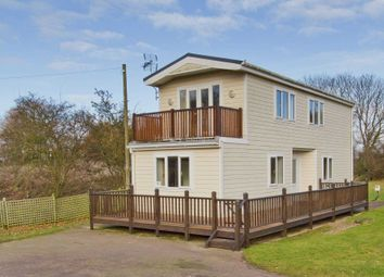Thumbnail 3 bed lodge for sale in Carlton, Saxmundham