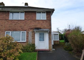 Thumbnail 3 bed semi-detached house for sale in Coblands Avenue, Totton