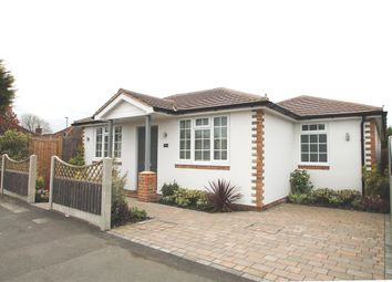 Thumbnail 2 bed detached bungalow for sale in Woodthorpe Road, Ashford, Middlesex