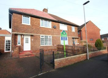 Thumbnail 3 bed semi-detached house to rent in Leazes View, Rowlands Gill