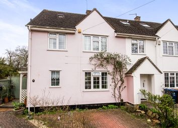 Thumbnail 4 bedroom end terrace house for sale in Coppock Close, Headington, Oxford