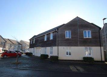 Thumbnail 2 bed flat to rent in Rifleman Walk, Plymouth