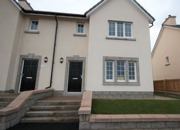 Thumbnail 3 bedroom terraced house to rent in Laverock Braes Drive, Grandhome, Aberdeen