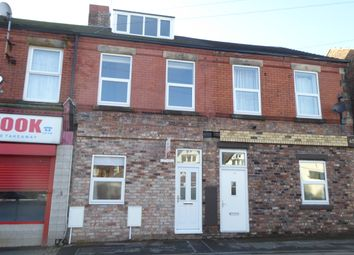 Thumbnail 1 bed flat to rent in Withens, Wallasey