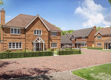The Walled Garden, Forest Road, Binfield RG42. 4 bed detached house for sale