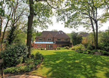 Thumbnail 6 bed detached house for sale in Howards Wood Drive, Gerrards Cross