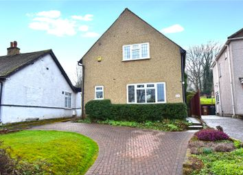 Thumbnail 3 bed detached house for sale in Hampermill Lane, Oxhey, Hertfordshire