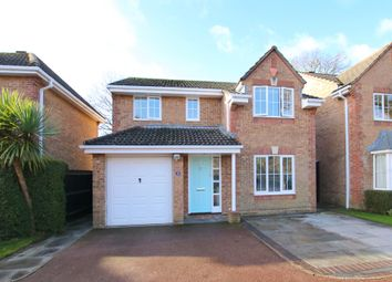 Thumbnail 4 bed detached house for sale in Forest Gate Gardens, Lymington, Hampshire