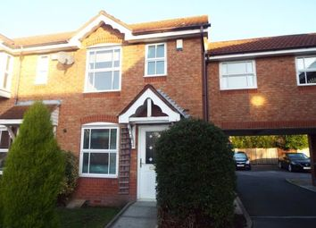 Thumbnail 3 bed end terrace house for sale in Wentworth Drive, Euxton, Chorley, Lancashire