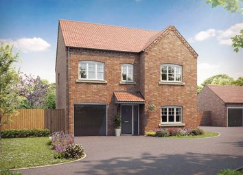"Thumbnail 5 bed detached house for sale in ""The Aysgarth"" at Fordlands Road, Fulford, York"