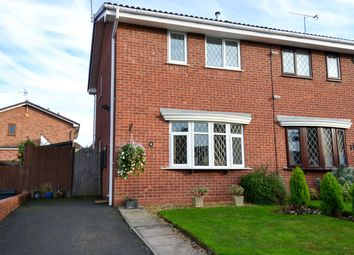 Thumbnail 2 bedroom semi-detached house for sale in Cookes Croft, Northfield, Birmingham