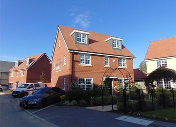 Thumbnail 5 bed detached house for sale in Church Lane, Three Mile Cross, Reading, Berkshire
