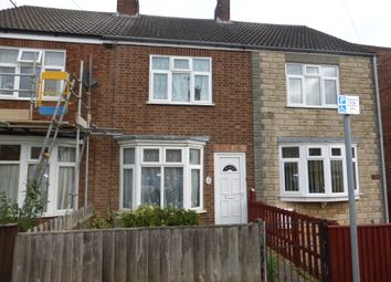Thumbnail 2 bed terraced house for sale in Churchfield Road, Werrington, Peterborough