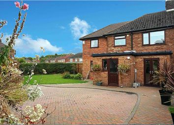 Thumbnail 3 bed semi-detached house for sale in Coniston Drive, Walton Le Dale, Preston