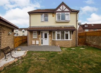 Thumbnail 5 bedroom detached house for sale in Cooks Close, Bradley Stoke, Bristol