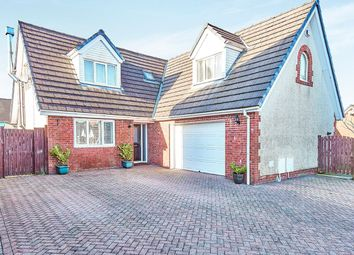Thumbnail 4 bedroom detached house for sale in Merlin Drive, Moresby Parks, Whitehaven