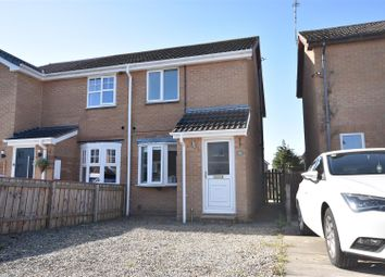 Thumbnail 2 bed semi-detached house for sale in Linburn Drive, Bishop Auckland