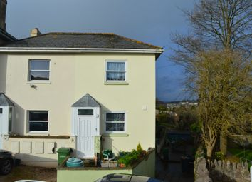 Thumbnail 2 bedroom end terrace house for sale in St. Margarets Road, St. Marychurch, Torquay