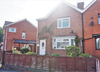 Thumbnail 3 bed semi-detached house for sale in Shrubbery Road, Bromsgrove