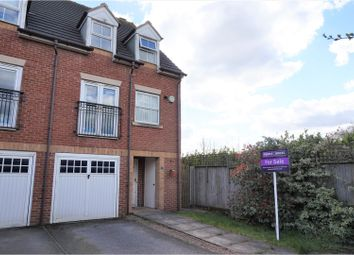 Thumbnail 4 bed town house for sale in Field Park Grange, Gildersome