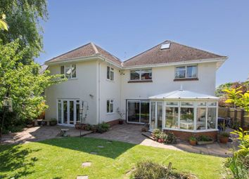 Thumbnail 5 bedroom detached house for sale in Harbour View Road, Lower Parkstone, Poole