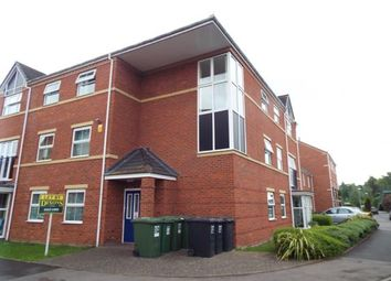 Thumbnail 2 bedroom flat for sale in Gloucester Close, Redditch, Worcestershire
