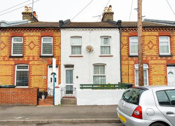 Thumbnail 2 bed terraced house for sale in Raphael Road, Gravesend