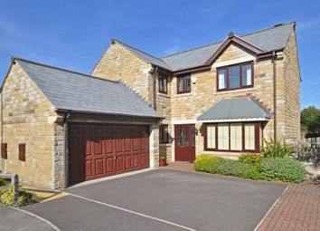 Thumbnail 4 bed detached house for sale in Manor House, Flockton, Wakefield