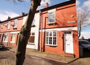 Thumbnail 2 bedroom terraced house to rent in Hampson Street, Sale