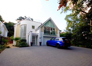 Thumbnail 5 bedroom detached house for sale in Kings Avenue, Parkstone, Poole
