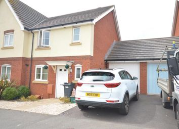 Thumbnail 3 bedroom semi-detached house to rent in Elizabethan Way, Teignmouth, Devon
